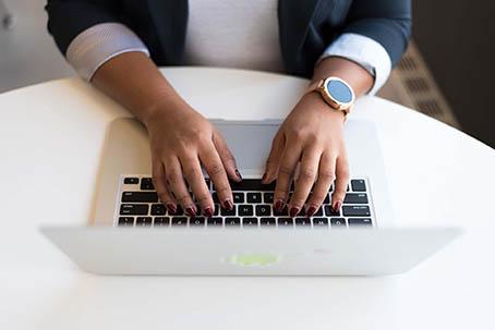 adult business computer desk 1