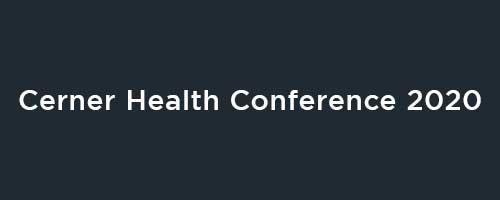 oe Cerner Health Conference 2020