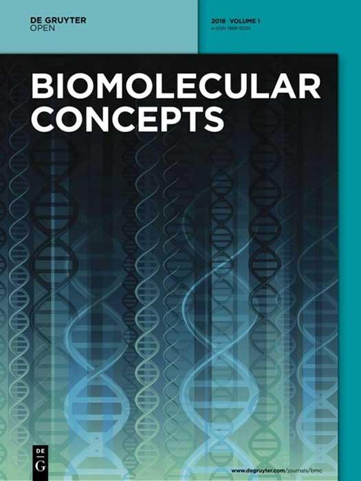 biomolecular concepts