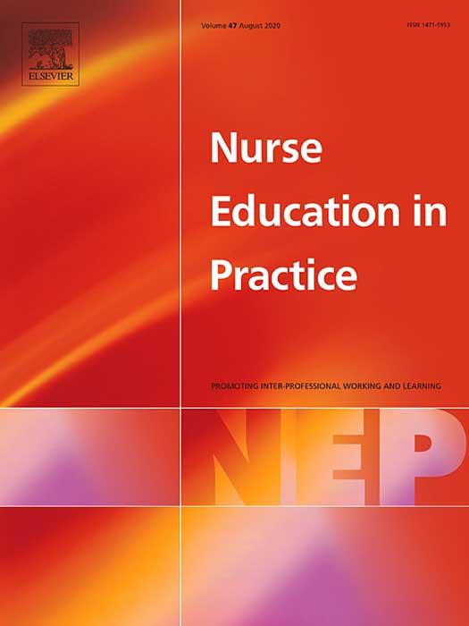 nurse education in practice